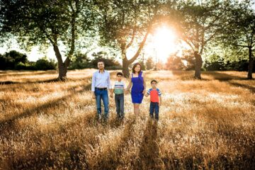 Discovery Park Seattle Family Photographer
